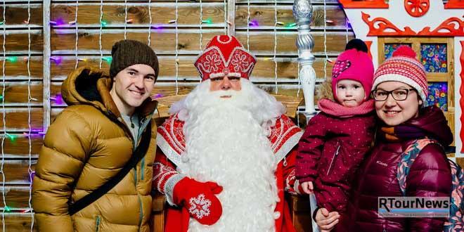 Здравствуй, Дедушка Мороз, или как мы съездили в Великий Устюг 1