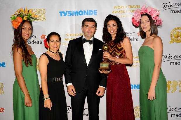 Resort Valle dell'Erica Thalasso & SPA признан лучшим эко-курортом Европы на World Travel Awards