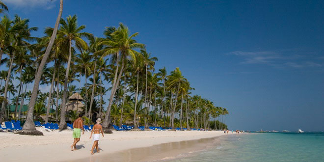 """Большинство туристов оценивают Доминикану на """"превосходно"""""""
