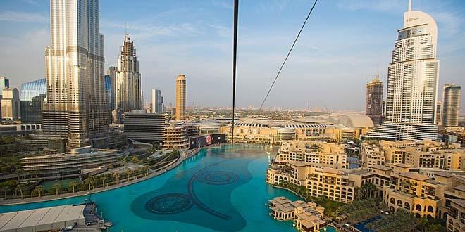 Топ-5 головокружительных развлечений Дубая для отдыха в мае 1