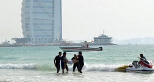 В Дубае отец запретил спасать тонущую дочь