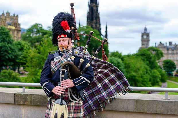 10 удивительных вещей, которыми можно заняться в Эдинбурге