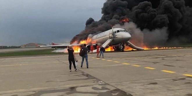 Катастрофа SSJ-100 в Шереметьево: крайним определили пилота