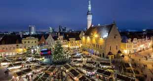 В Петербурге возрос интерес к новогодним поездкам в Прибалтику и Финляндию, и наоборот 11