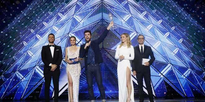 «Евровидение-2019»: Лазарев — третий, победили Нидерланды