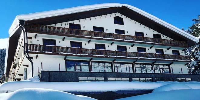 На «Архызе» открылась новая гостиница 1
