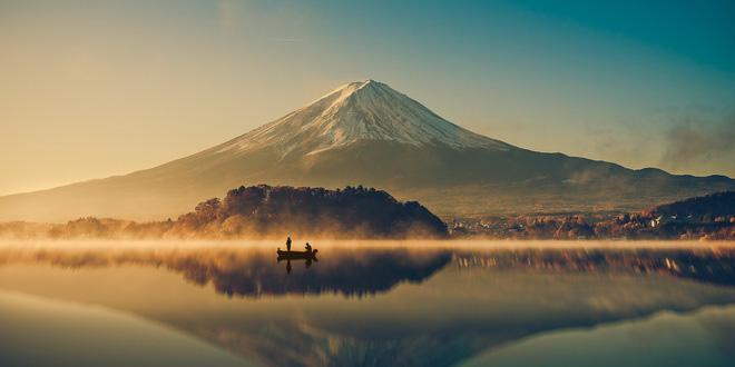 Гора Фудзи и её секреты