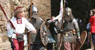 В Крыму пройдет рыцарский фестиваль