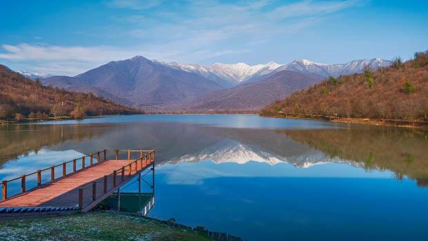 Грузия: куда лучше поехать зимой? 15