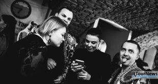 Фотоотчет с Рождественской испанской вечеринки GOOD TIME, TURESPAÑA и HERMITAGE GROUP 9