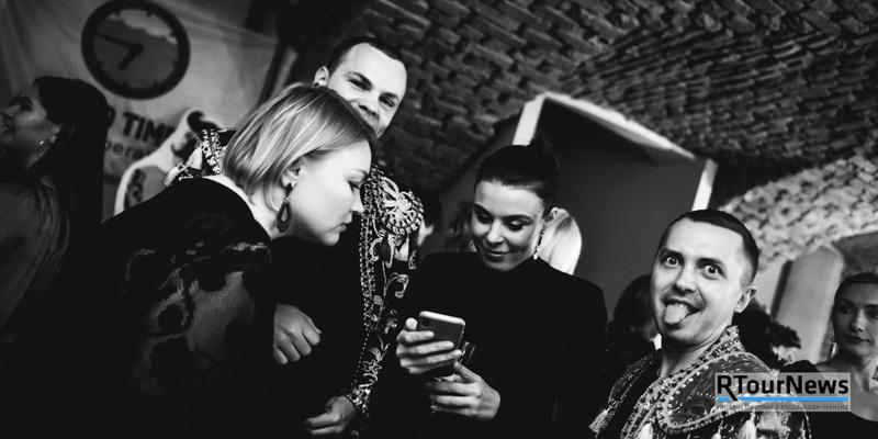 Фотоотчет с Рождественской испанской вечеринки GOOD TIME, TURESPAÑA и HERMITAGE GROUP 1