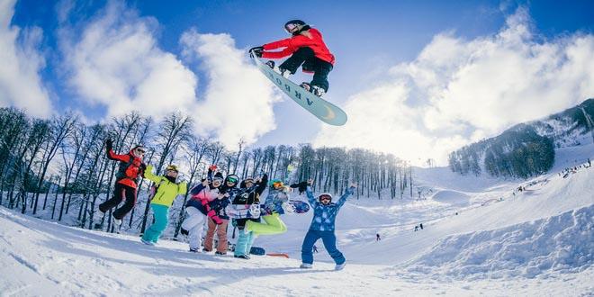 Фестивали, выставки, соревнования – что приготовили для своих гостей горнолыжные курорты Сочи