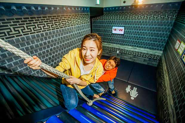 5 лучших мест для идеальных летних каникул в Сеуле
