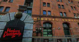 Hamburg Dungeon: когда от ужаса сладко замирает сердце 19