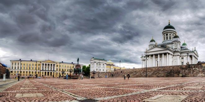 Финские пограничники оценили падение российского турпотока
