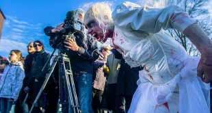 Эстония завлекает туристов призраками и ужасами