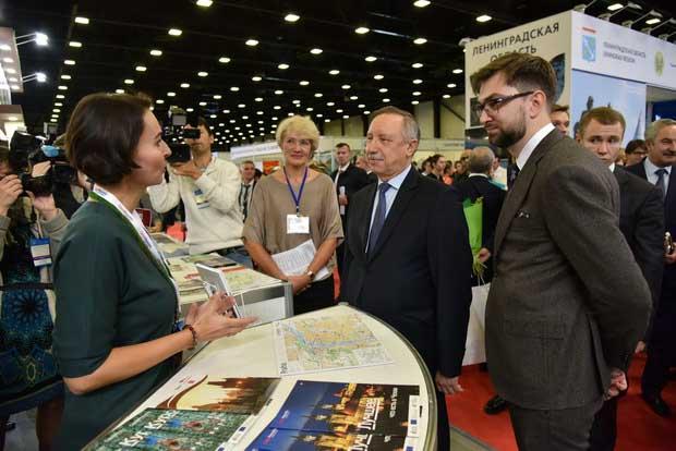 St. Petersburg Travel HUB и INWETEX-CIS Travel Market состоялись в Петербурге