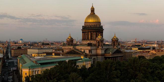 Санкт-Петербург номинирован на ежегодную премию World Travel Awards 1