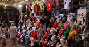 Российские туристы два дня подряд обкрадывали магазин в Турции