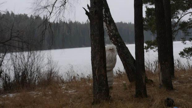 В Челябинской области открыли кормушку для снежного человека 3