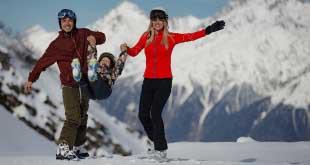 Сочинские горнолыжные курорты приглашают гостей на весенние каникулы 10