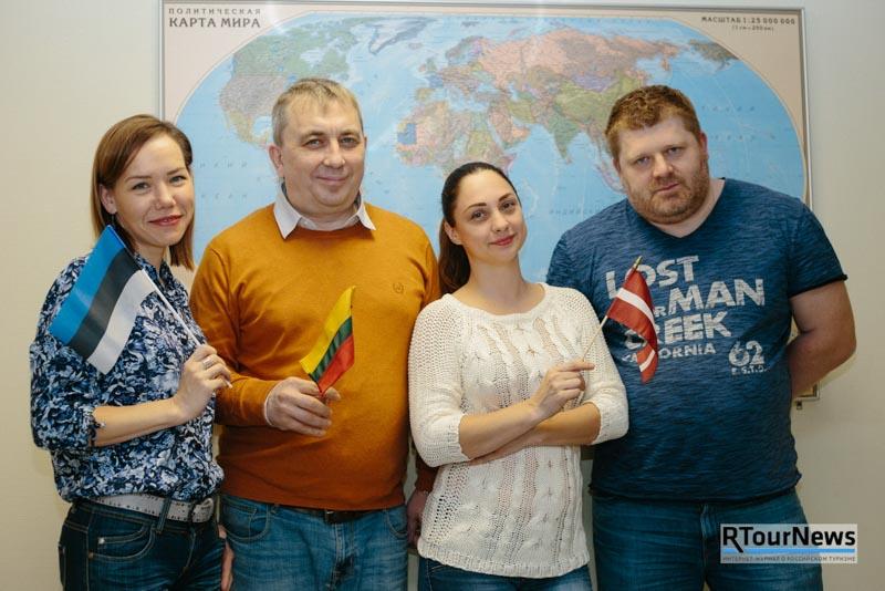 Красавин о туризме, Прибалтике, Новом годе и личном 5