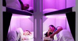 Кровати в самолете. Теперь и в экономе! 18