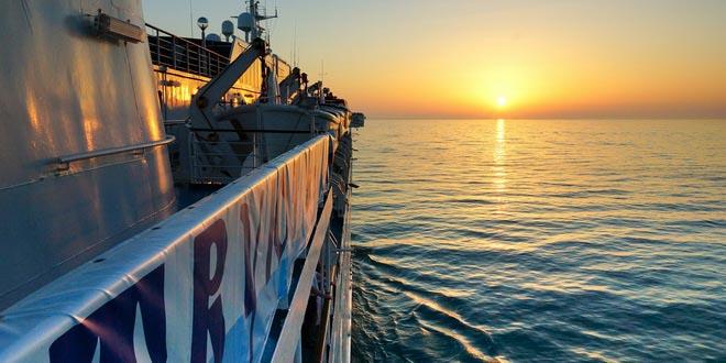 Первый морской круиз из Сочи в Крым стартует 12 мая