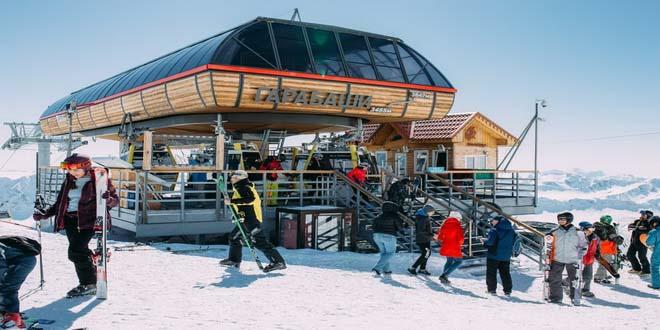 Ски-пассы курортов Северного Кавказа доступны по прошлогодним ценам