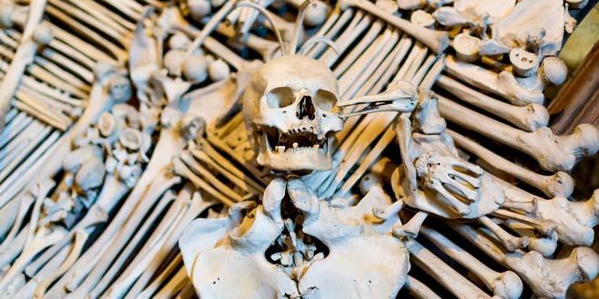 Уважайте черепушки! В костнице Кутна-Горы запретят фотографировать 1