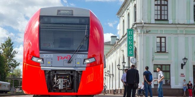 В петербургских «Ласточках» появился бесплатный Wi-Fi