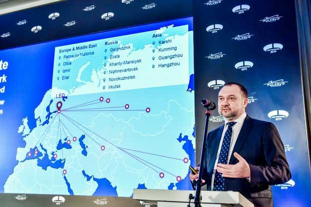 Пулково объявил лучшие авиакомпании 2019 года