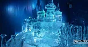 Череповец планирует завлекать туристов ледяным замком
