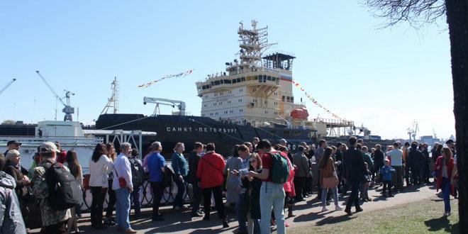 29 и 30 апреля в Петербурге пройдет V Фестиваль ледоколов 1