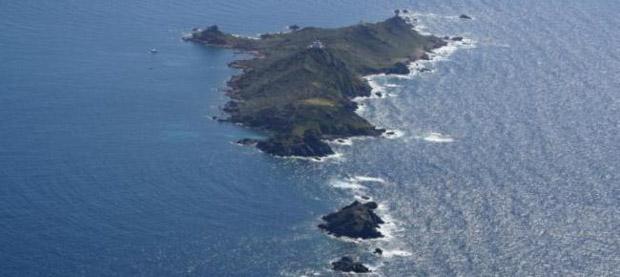 10 мест на побережье Корсики, которые нужно посетить - архипелаг Сангинэр