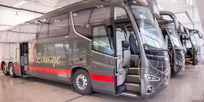 Lux Express возобновляет автобусное сообщение между Петербургом с Таллином 1