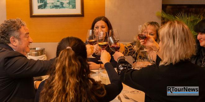 Сардские вина на Итальянской улице: «Меркурий» и Sardinia 360 устроили турагентам дегустацию Сардинии