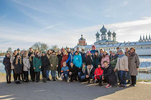 Для школьников Ленинградской области Год туризма стал годом открытий