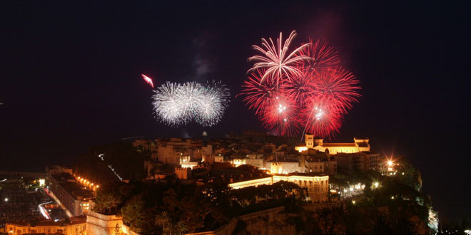 В Монте-Карло состоится Международный фестиваль фейерверков
