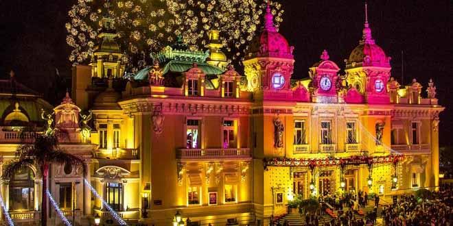 Новогодние праздники в Монако