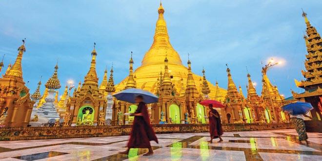 Мьянма вводит для россиян визы по прилету
