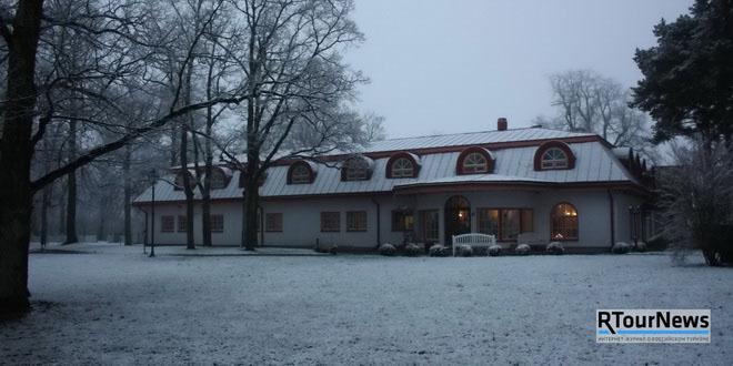 Эстонские мызы: Сака и полярная Кукрузе 1