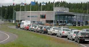 Российские туристы стали реже нарушать законы Финляндии
