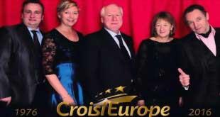 «НИКА» названа CroisiEurope лучшим партнером