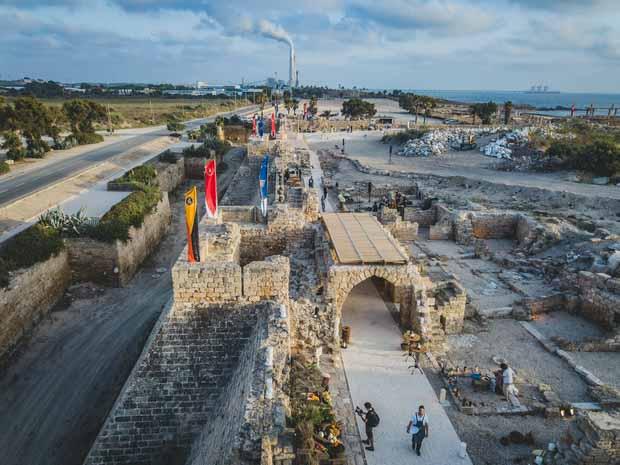 Новые достопримечательности открываются в Израиле 1