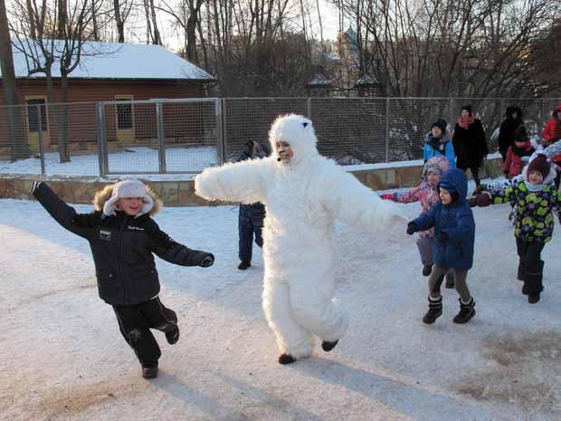 Куда в Петербурге сходить с детьми на новогодних каникулах? Топ-5 праздничных развлечений 3