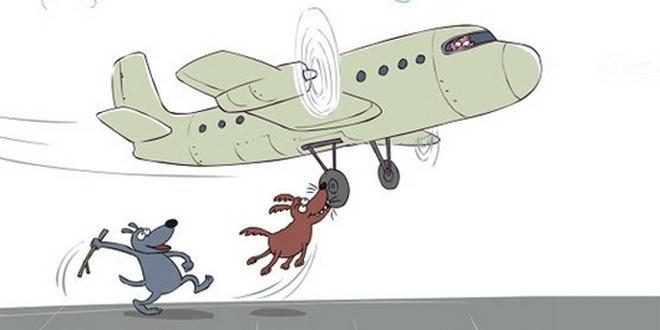 Что делать, если опаздываешь на самолёт 1