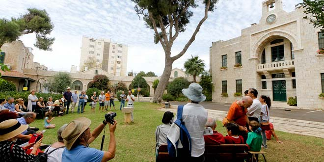 Фестиваль «Открытые дома» в Иерусалиме пройдет с 18 по 20 октября