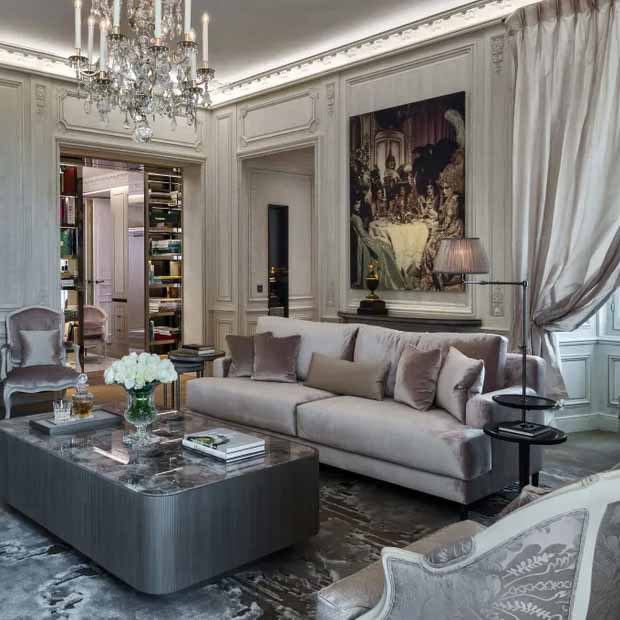 Где остановиться во время Недели моды в Париже: топ-5 дизайнерских отелей