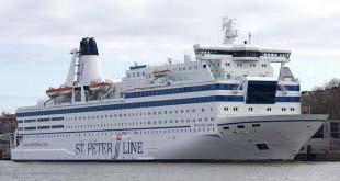 Паромная компания St.Peter Line может прекратить работу